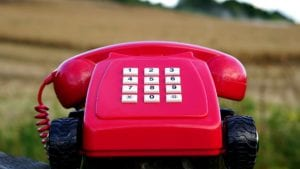 Mobile telephone uplync business phone services