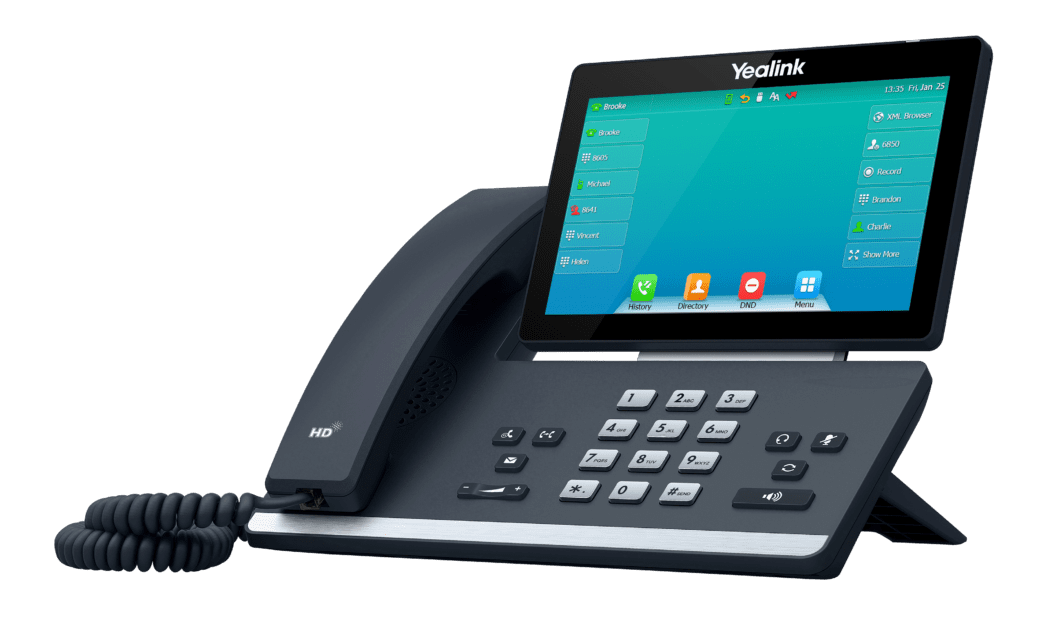 Voip phones from UpLync in Lafayette IN